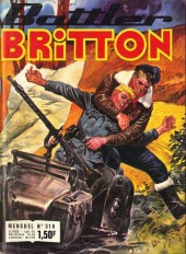 Battler Britton -318- Bonne pêche - le casse-cou volant - sauvetage - un héros sans médaille - le repaire des requins
