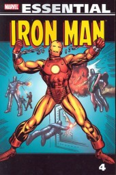 Essential Iron Man (The) / Essential: Iron Man (2000) -INT04- Volume 4