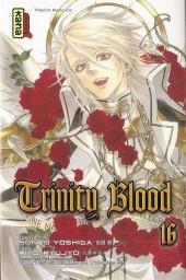 Trinity Blood -16- Tome 16