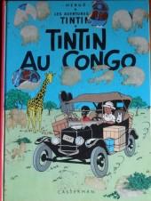 Tintin (Historique) -2B42- Tintin au congo