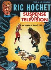Ric Hochet -7a73- Suspense à la télévision