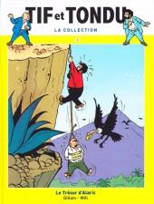 Tif et Tondu - La collection (Hachette)  -2- Le Trésor d'Alaric