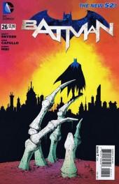 Batman (2011) -26- Zero Year: Dark City, Part Three