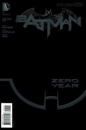Batman (2011) -25- Zero Year: Dark City, Part Two