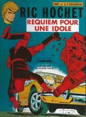 Ric Hochet -16a76- Requiem pour une idole