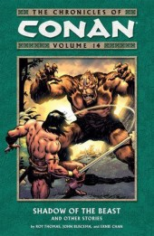 The chronicles of Conan (2003) -INT14- Shadow of the Beast and Other Stories