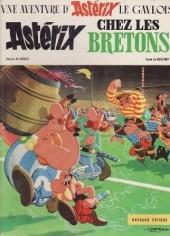 Astérix -8b1971- Astérix chez les Bretons