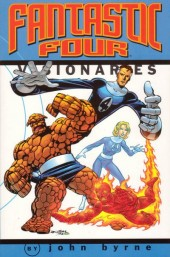 Fantastic Four (1961) -INT- Visionaries by John Byrne volume 1