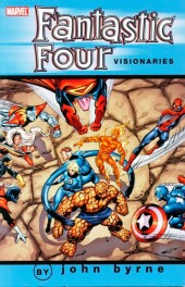 Fantastic Four (1961) -INT- Visionaries by John Byrne volume 2