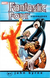 Fantastic Four (1961) -INT- Visionaries by John Byrne volume 3