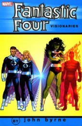 Fantastic Four (1961) -INT- Visionaries by John Byrne volume 6