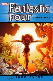 Fantastic Four (1961) -INT- Visionaries by John Byrne volume 7