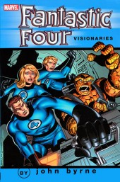 Fantastic Four (1961) -INT- Visionaries by John Byrne volume 0