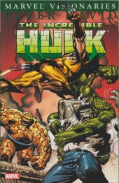 Incredible Hulk (The) (1968) -INT- Visionaries by Peter David volume 4