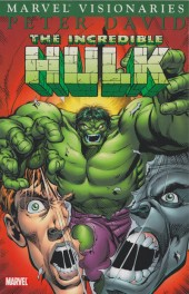 Incredible Hulk (The) (1968) -INT- Visionaries by Peter David volume 5