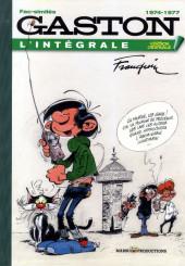 Gaston (L'intégrale Version Originale) -14- Gaston 1974-1977