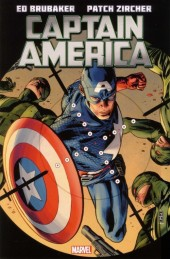 Captain America (2011) -INT03- Captain America by Ed Brubaker Volume 3