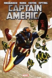 Captain America (2011) -INT04- Captain America by Ed Brubaker Volume 4