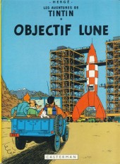 Tintin (Historique) -16C6- Objectif lune