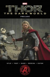 Marvel's Thor: The Dark World Prelude (2013) -INT- The Dark World Prelude