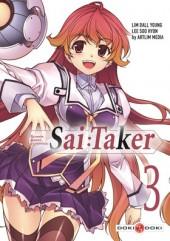 Re:Birth - The Lunatic Taker / Sai:Taker -3- Vol. 3