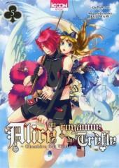 Alice au royaume de Trèfle - Cheshire Cat Waltz -5- Tome 5