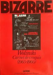 (AUT) Wolinski -2- Carnet de croquis (1965-1966)
