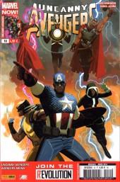 Uncanny Avengers (1re série) -10- Fin de Round