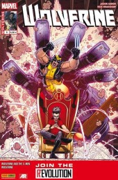 Wolverine (Marvel France 4e série) (2013) -9- Vulnérable