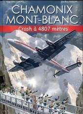 Chamonix Mont-Blanc -3- Crash à 4807 mètres