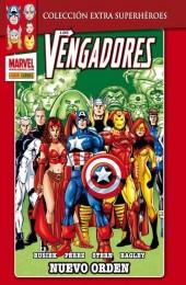 Colección Extra Superhéroes - Los Vengadores