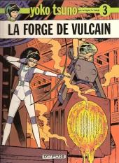 Yoko Tsuno -3b89- La forge de Vulcain