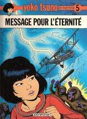 Yoko Tsuno -5b89- Message pour l'éternité