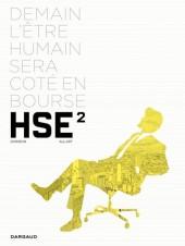 HSE (Human Stock Exchange) -2- Tome 2