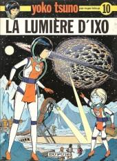 Yoko Tsuno -10a81- La lumière d'Ixo