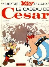 Astérix -21a1978- Le Cadeau de César