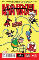 Marvel: Now what? (2013) - Marvel : Now what ?