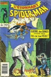 L'Étonnant Spider-Man (Éditions Héritage) -191- Guerre des gangs troisième partie