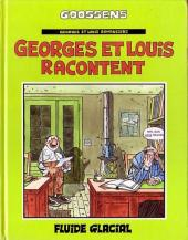 Georges et Louis romanciers -1- Georges et Louis racontent