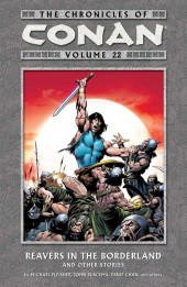 The chronicles of Conan (2003) -INT22- Reavers in the Borderland and Other Stories