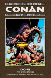 The chronicles of Conan (2003) -INT25- Exodus and Other Stories