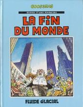 Georges et Louis romanciers -3- La fin du monde