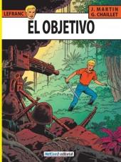 Lefranc (en espagnol) -11- El Objetivo