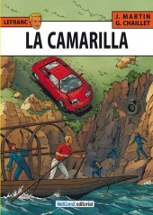 Lefranc (en espagnol) -12- La Camarilla