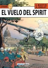 Lefranc (en espagnol) -13- El Vuelo del Spirit