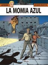 Lefranc (en espagnol) -18- La Momia Azul
