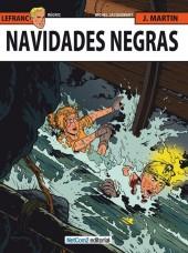 Lefranc (en espagnol) -20- Navidades Negras