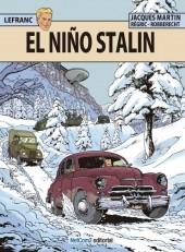 Lefranc (en espagnol) -24- El Niño Stalin