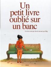 Un petit livre oublié sur un banc -1- Volume 1/2