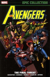 Avengers Epic Collection (The) (2013) -INT09- The Final Threat